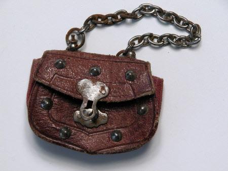 Miniature purse
