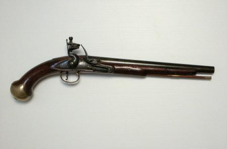 Horse pistol