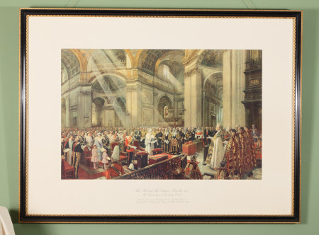 The Heart of the Empire: The Silver Jubilee of King George V and Queen Mary: Thanksgiving Service ...
