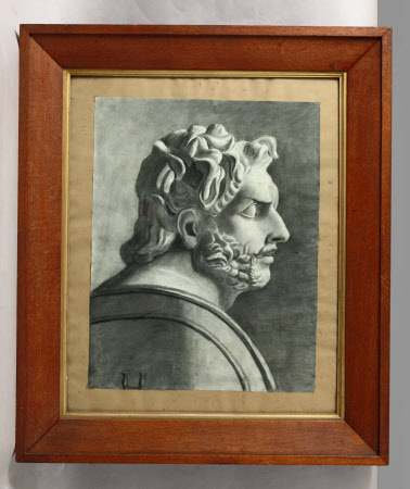 Bust of a Greek Philosopher