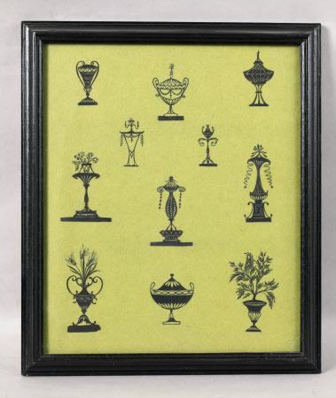 Eleven Garden Ornaments