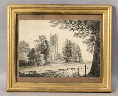 Gawsworth Church, Cheshire