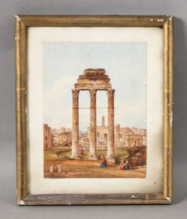 Ruined Stone Columns