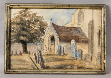 Cuddesden Church, Oxfordshire