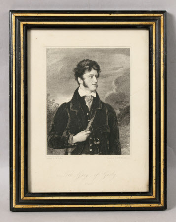George Harry Grey, Lord Grey of Groby (1802-1835) (after Sir William Charles Ross)