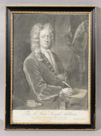 Joseph Addison (1672-1719) (after Michael Dahl)