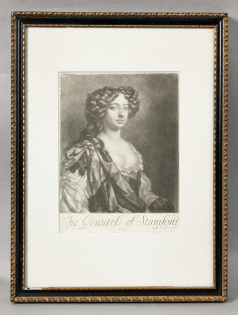 Elizabeth Harvey, Countess of Stamford (d.1687) (after Sir Peter Lely)