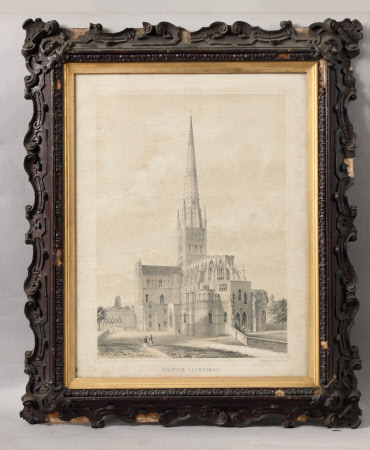 Norwich Cathedral (after I Shaw)