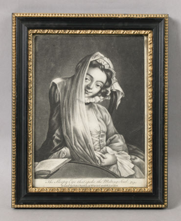 'The sleepy eye that spoke the melting soul' Alexander Pope (after Richard Wilson)