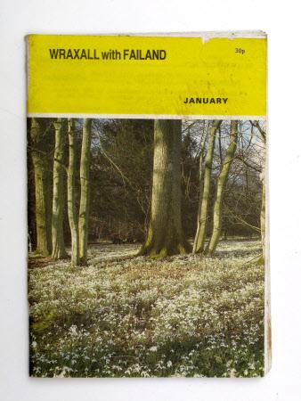 Wraxall with Failand Parish Magazine, January 1994