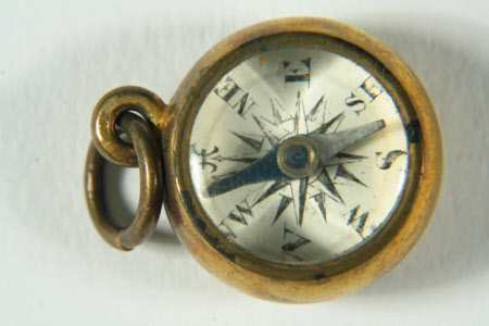 Compass fob
