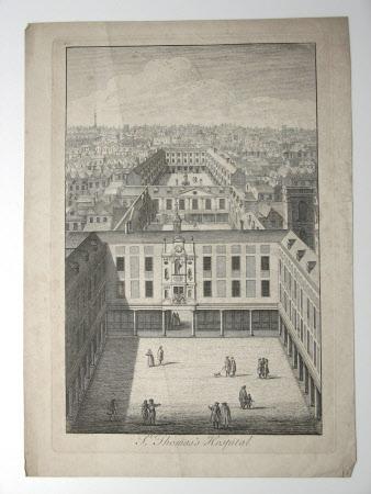St Thomas's Hospital, London