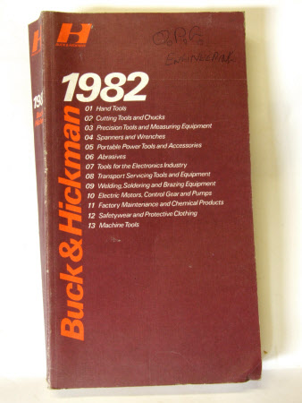 Catalogue 1982