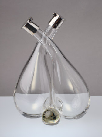 Oil and vinegar bottle
