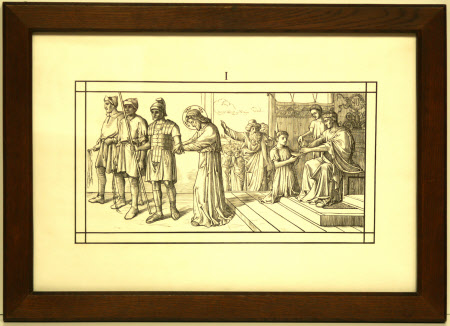The Stations of the Cross I - Pontius Pilate Sentences Christ