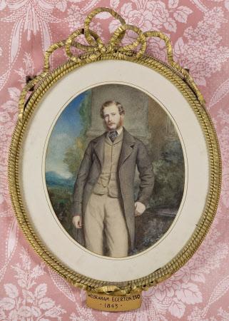 Wilbraham Egerton, 1st Earl Egerton of Tatton (1832-1909)