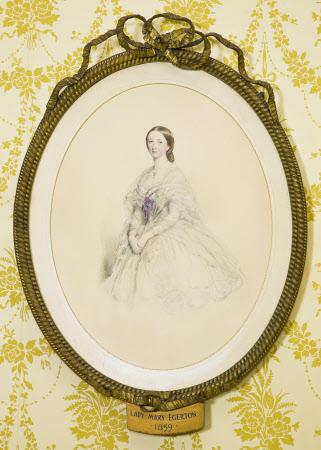 Lady Mary Sarah Percy Amherst, Countess Egerton (1837-1892)