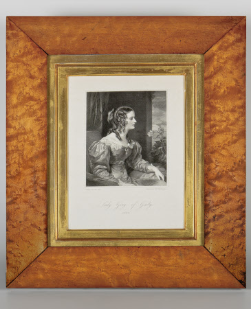 Katherine Wemyss-Charteris-Douglas, Lady Grey of Groby (1801-1844) after Sir William Charles Ross)