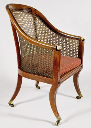 Curricle chair