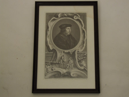 Thomas Cromwell, Earl of Essex (c.1485-1540) (after Hans Holbein the younger)