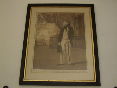Prince William Henry, later King William IV (1765–1837) (after Benjamin West PRA)