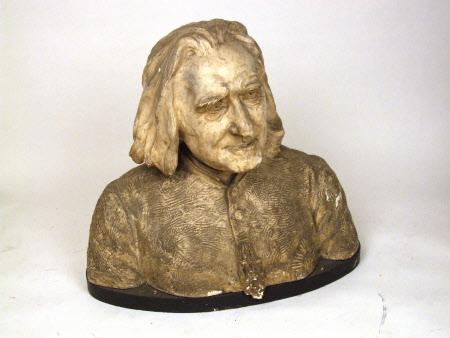 Abbé Franz Liszt