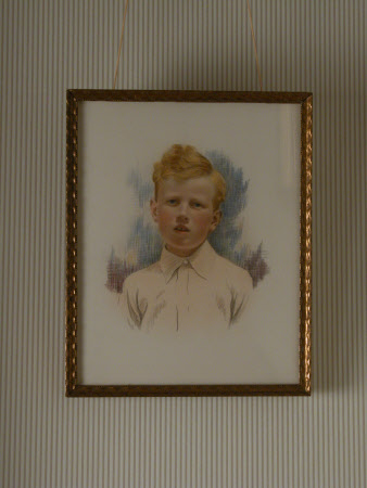 John Powell Ponsonby Lewes (1900-1989) as a boy