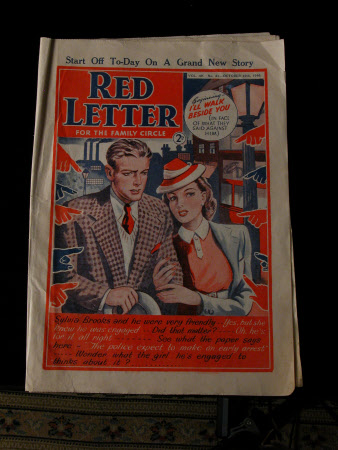 Red Letter - 21.10.1946