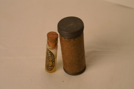 Gun oil bottle