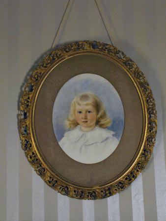 John Powell Ponsonby Lewes (1900-1989) aged 4