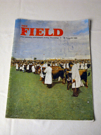 The Field 3rd-28th Aug 1969