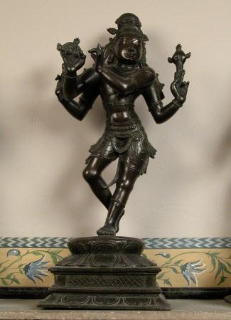 The Hindu God Krishna Venugopala