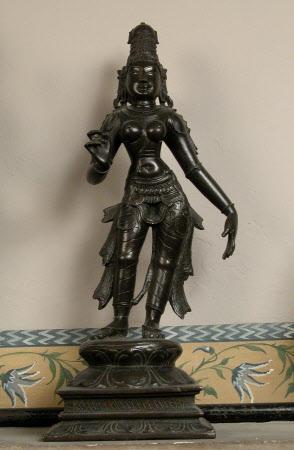 The Hindu Goddess Satyabhama