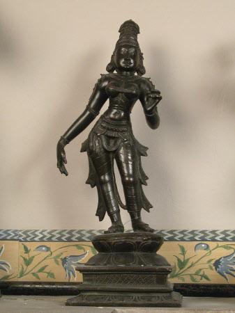 The Hindu Goddess Rukmini