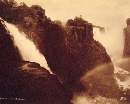 View of Falls