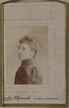 Card mounted photograph