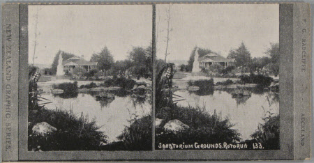 Sanatorium Grounds, Rotorua