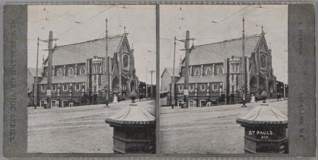 St. Pauls Church, Auckland, New Zealand