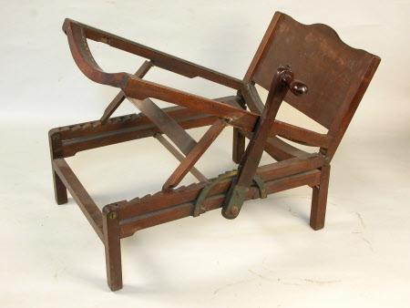 Gout stool