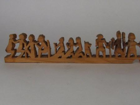 Figure frieze