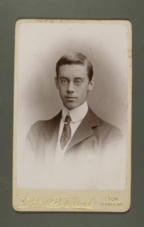 The Hon.Thomas Charles Reginald Robartes (1880-1915) aged 15