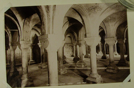 The Crypt, Worcester Cathedral