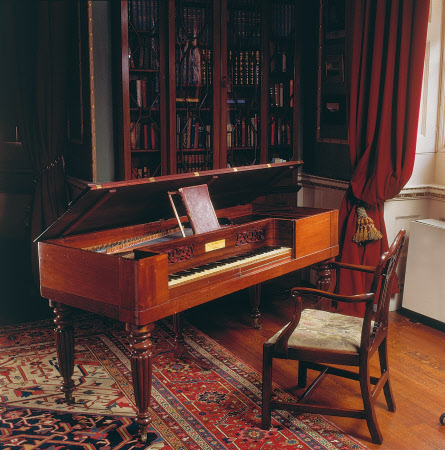 Elgar's Square Piano