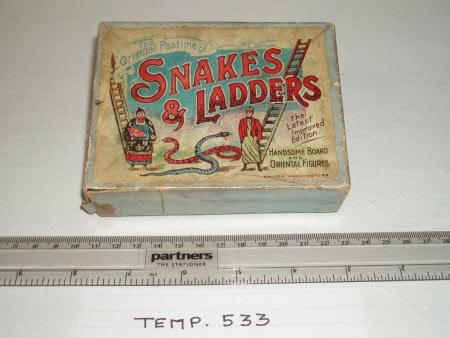 Original box for board games