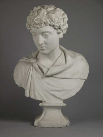 The young Marcus Aurelius later Emperor of Rome (121-180)