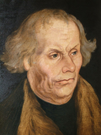 Hans Luther (1459-1530) (after Lucas Cranach the elder)