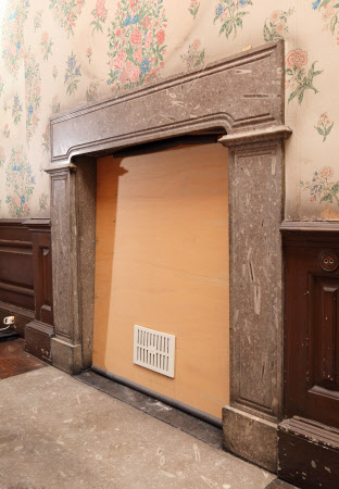 Chimneypiece, Bishops Room, Dunham Massey