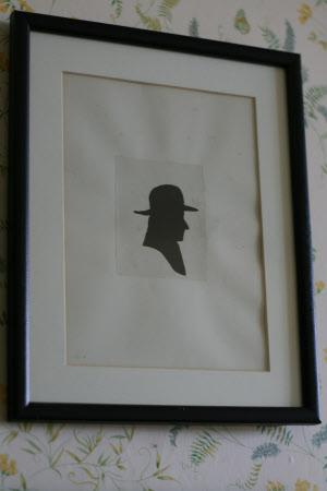 Unknown Gentleman wearing a hat
