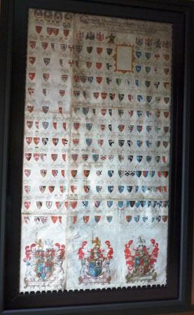 The most honourable pedigree of Richard Robartes, knight, baronet, Baron Robartes of Truro, ...