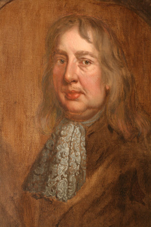 Possibly Samuel Pepys (1633-1703)